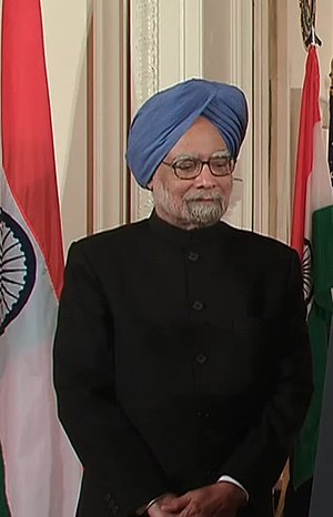 The Prime Minister of India 2012