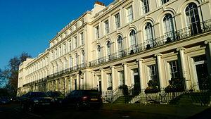 Regent's Park Terrace