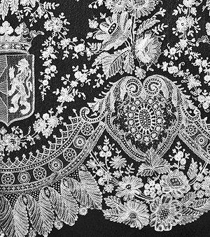 Royal Lace detail