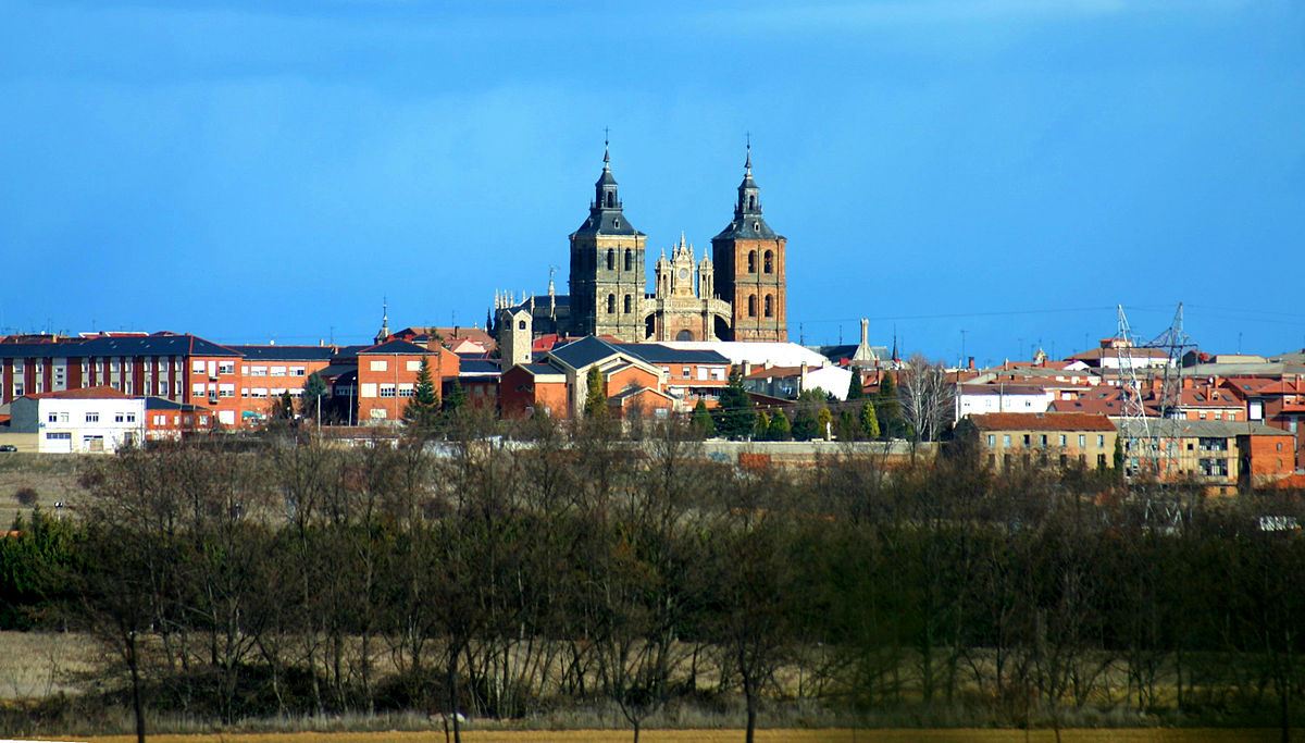 Astorga Spain Wikipedia