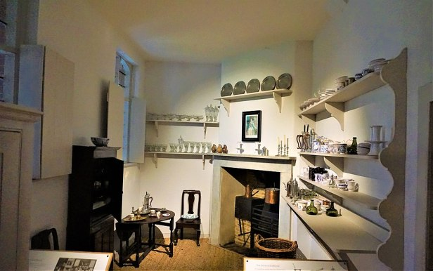 The Chocolate Room - Hampton Court Palace - Joy of Museums