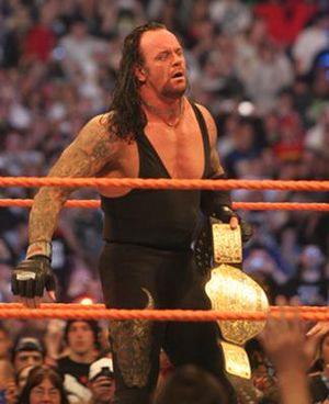 Undertaker as World Champion