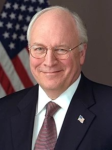 Portrait de Dick Cheney