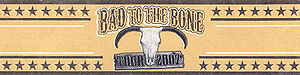 Scan of Bad to the Bone cigar band