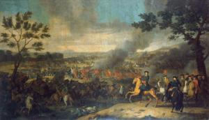 English: Battle of Poltava 1709