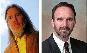 Whitfield Diffie and Martin Hellman, authors o...