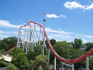 Hersheypark Storm Runner. Taken by me, Mike Ro...