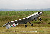 The S4 Ehecatl in take-off mode