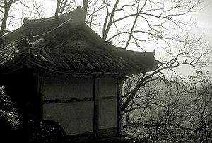 The hermitage of Zen master Seung Sahn where h...