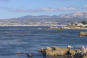 Bahía de Monterey, California