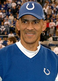 Indianapolis Colts Head Coach 2001-2008
