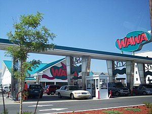 Wawa in Wildwood, New Jersey - by LancerEvolut...