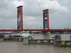 300px Ampera Bridge%2C Palembang - Hello Mister