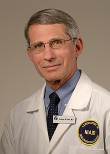 Anthony S. Fauci, M.D., NIAID Director (26759498706).jpg