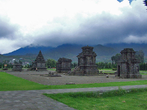Arjuna Temple Group (Java, Indonesia)