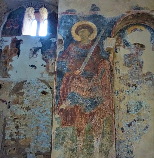 Frescos at Saint Theodoroi Church, Mystras by Joy of Museums