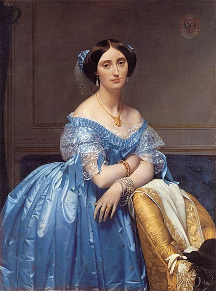 File:Jean auguste dominique ingres princesse albert de broglie.jpg