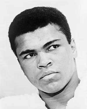 Muhammad Ali, bust portrait / World Journal Tr...