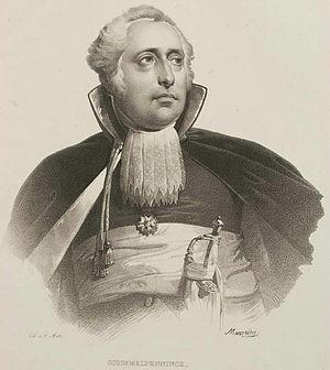 Rutger Jan Schimmelpenninck as Grand Pensionary