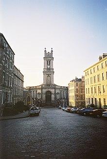 St Stephens Church Edinburgh Wikipedia