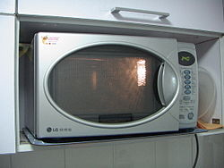 microwave oven wikipedia