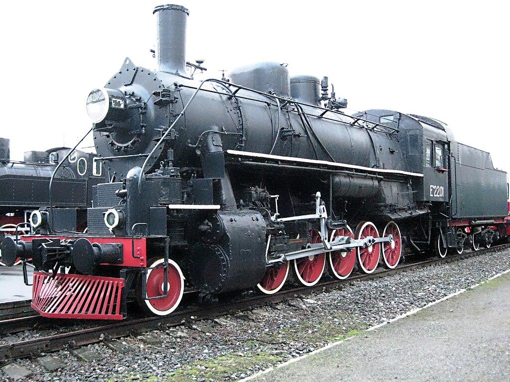 中國DK德加寶型 2-10-0 蒸汽機車 @ 蘇昭旭老師的全球鐵道視野部落格 :: 隨意窩 Xuite日誌
