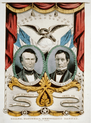 United States presidential election, 1852 - Wikipedia
