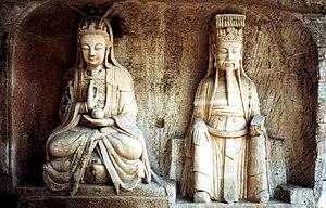 Bao Ding Mountain Rock Carvings, Dazu, Chongqi...
