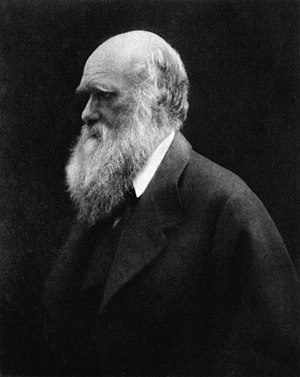 Charles Darwin, photographed by Julia Margaret...