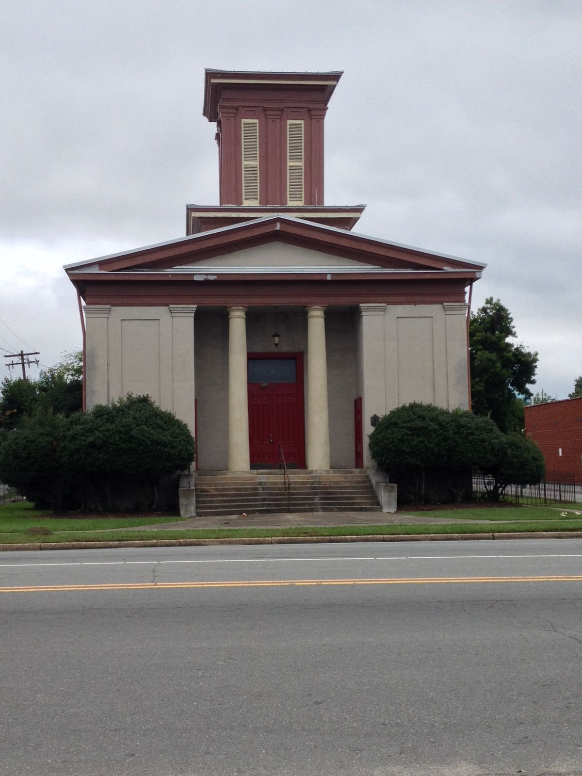 First Presbyterian Church Goldsboro North Carolina