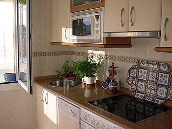 English: Kitchen Euskara: Sukaldea