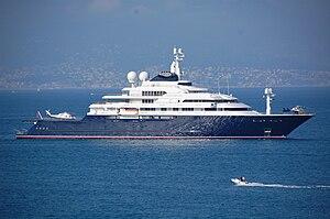Image result for paul allen's yacht