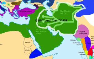 THE ABBASSID REVOLT against the Umayyads