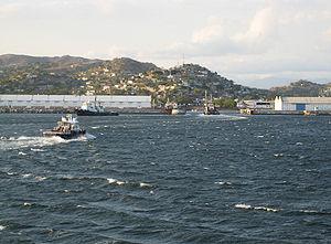 Image of Salina Cruz Bay, the biggest and most...