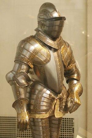 Armor of James Scudamore