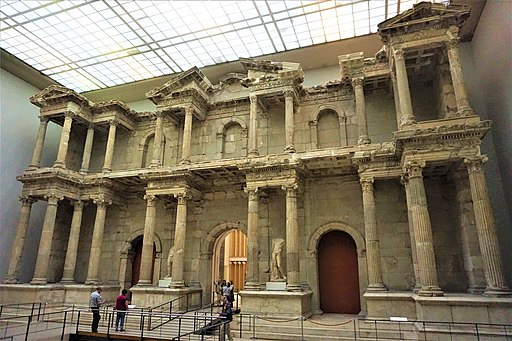 The Market Gate of Miletus - Pergamon Museum