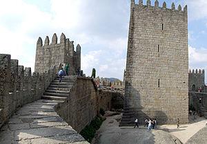 Torre do Castelo de Guimarães