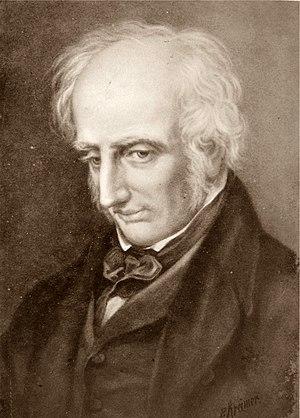Deutsch: William Wordsworth 1770-1850 englisch...