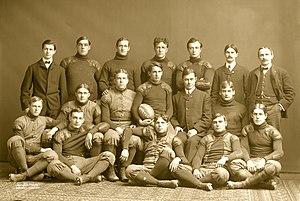 1902 Michigan Wolverines Football Team Wikipedia