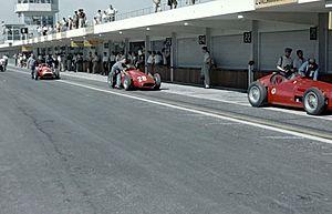English: The Masaratis of Juan-Manuel Fangio (...