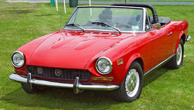 Made to original specs, 100% fit guarantee. Fiat 124 Sport Spider 1 6 Group 4 1970 Racing Cars