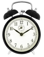 File:2010-07-20 Black windup alarm clock face.jpg
