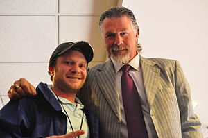 English: barry melrose pictured at game 6 of t...