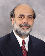 Ben Bernanke, chairman of the Board of Governors of the Federal Reserve System.