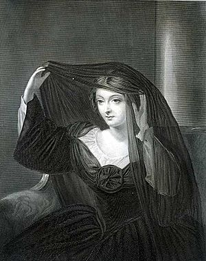 Olivia, character in Twelfth Night by William ...