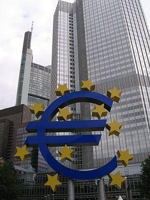 Euro, ECB, Frankfurt