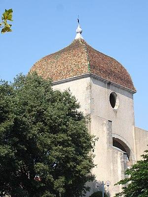 Français : france, Aude (11), Carcassonne, dôme