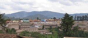 Gitarama City Centre