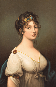Queen Louise of Prussia - Why is Regency fashion so seductive?