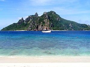 Manu Island, Fiji